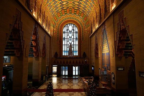Art Deco Interieur