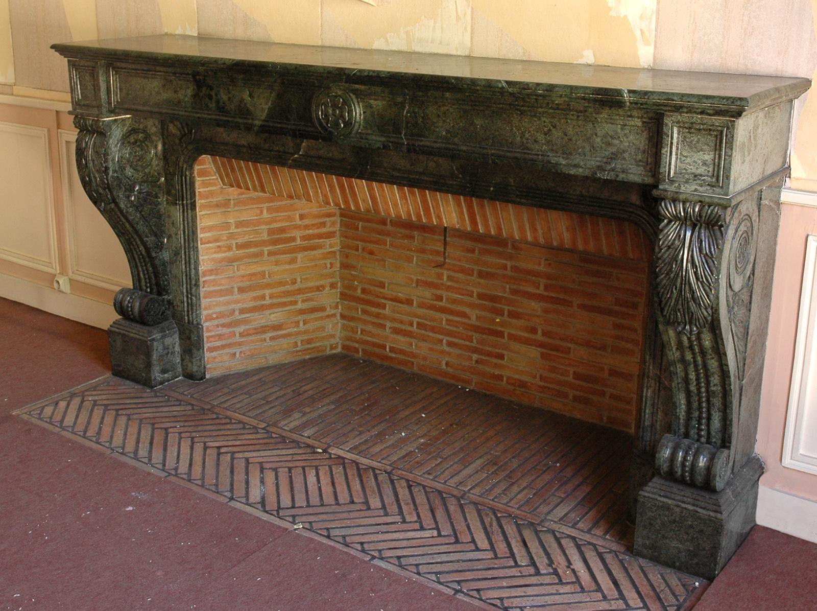 Interieur En Briquettes Refractaires