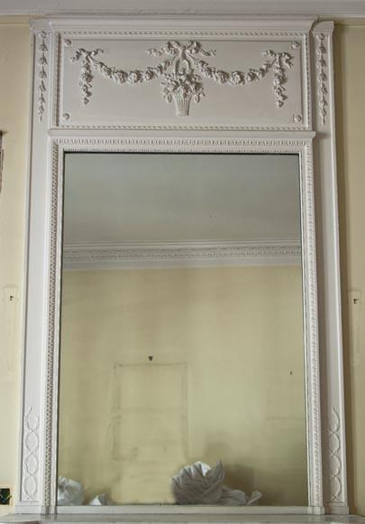 architecture int rieure glaces miroirs et trumeaux. Black Bedroom Furniture Sets. Home Design Ideas