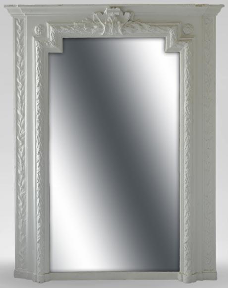glace miroir sans cadre