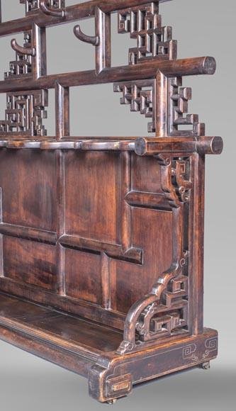 gabriel viardot attribu vestiaire d 39 entr e. Black Bedroom Furniture Sets. Home Design Ideas