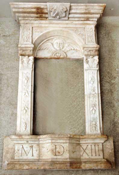 Tabernacle En Marbre Monumental Et Structures