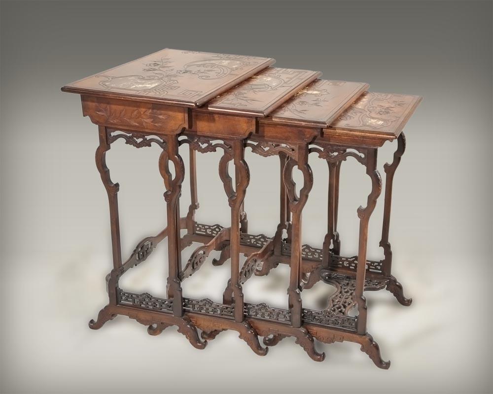 gabriel viardot tables gigognes gu ridons sellettes colonnes. Black Bedroom Furniture Sets. Home Design Ideas