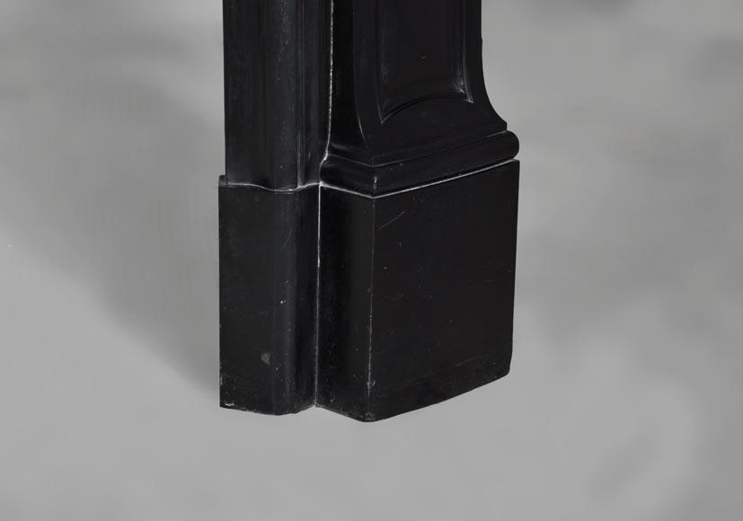 Marbre Fin en Marbre Noir Fin de