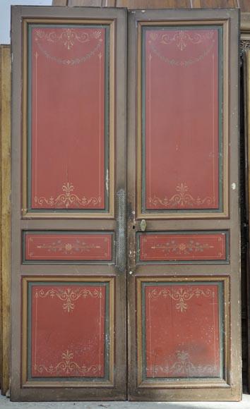 Architecture int rieure portes for Decor de portes interieures