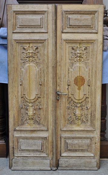 Architecture int rieure portes for Porte decorative