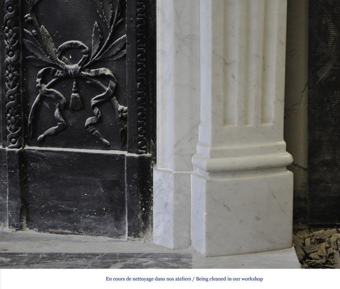 nettoyer du marbre blanc salle de bain en marbre on decoration d interieur moderne best ideas. Black Bedroom Furniture Sets. Home Design Ideas