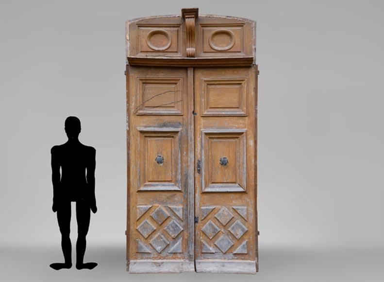 Architecture ext rieure toute la cat gorie for Porte 1 3 2 3
