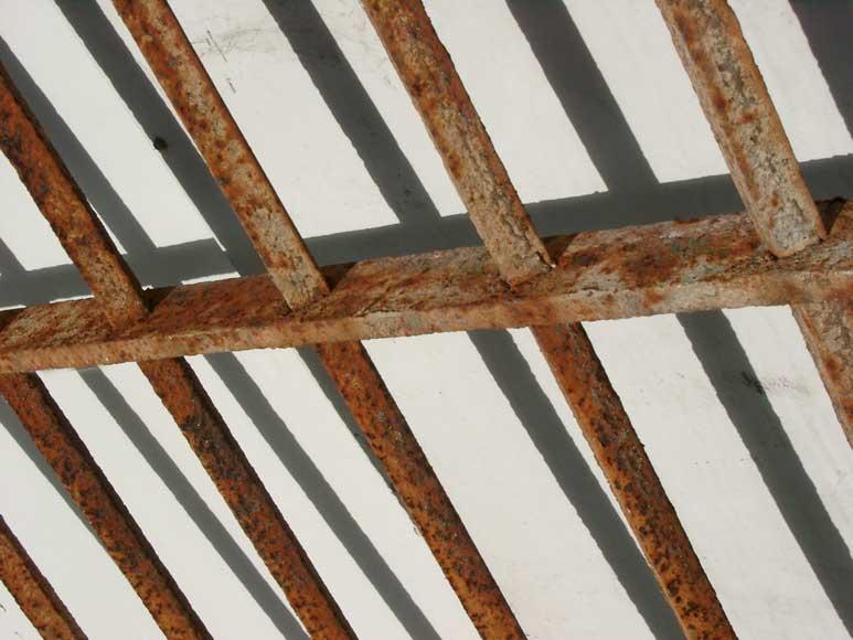 Grille de protection pour fen tre balcons et grilles - Grille de protection pour fenetre ...