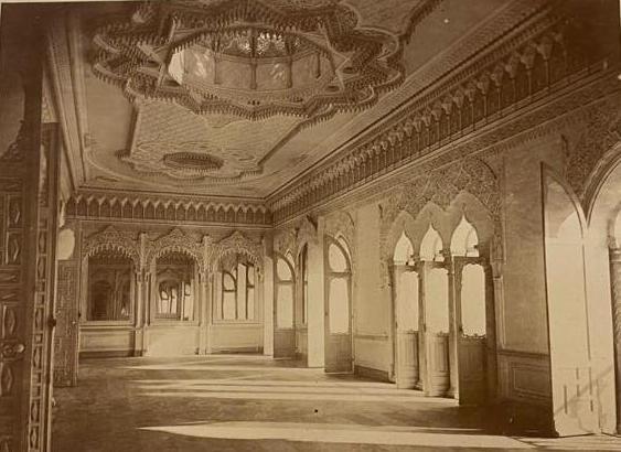 Palais du Gouverneur à Alger
